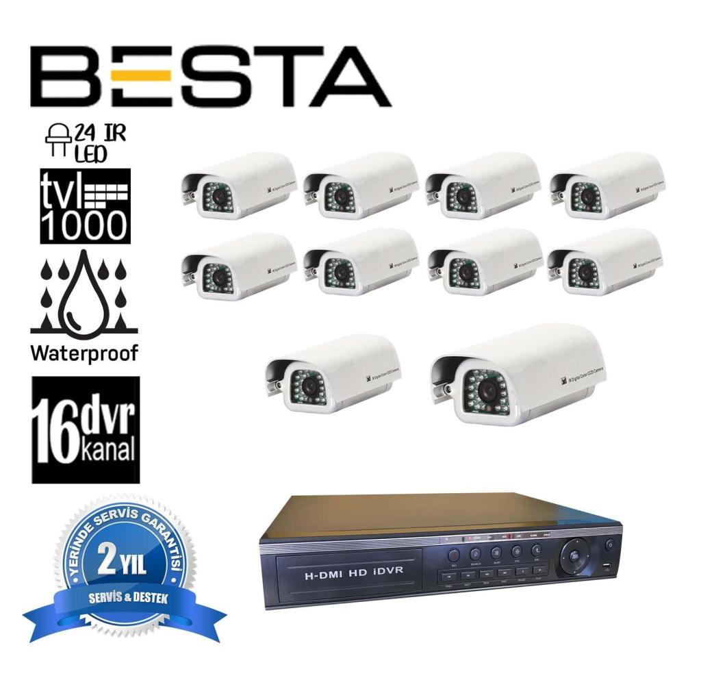 1000 TVL Kamera Fiyat