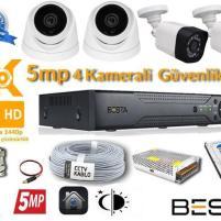 güvenlik kamera sistemi satışı
