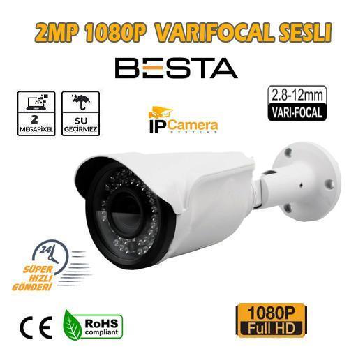 2 MP Guvenlik Kamerasi