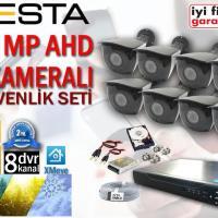 8 Kameralı Kayıt Cihazı Fiyatları