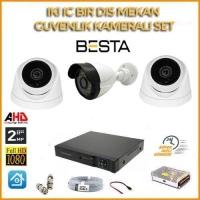 Paket güvenlik kamera sistemleri fiyatları