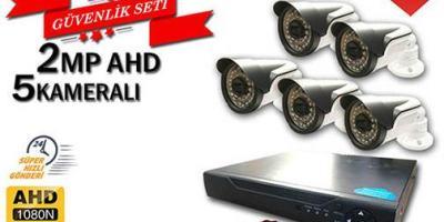 5 Li Kamera Sistemi