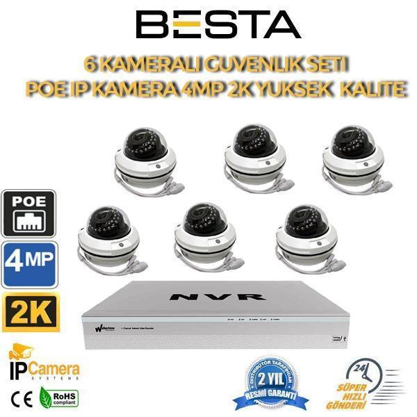 6 li Kamera Sistemi
