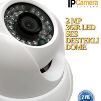 Gece Görüşlü Dome Kamera