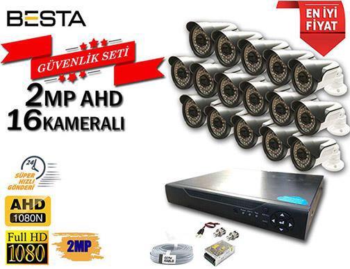 16li kamera sistemi