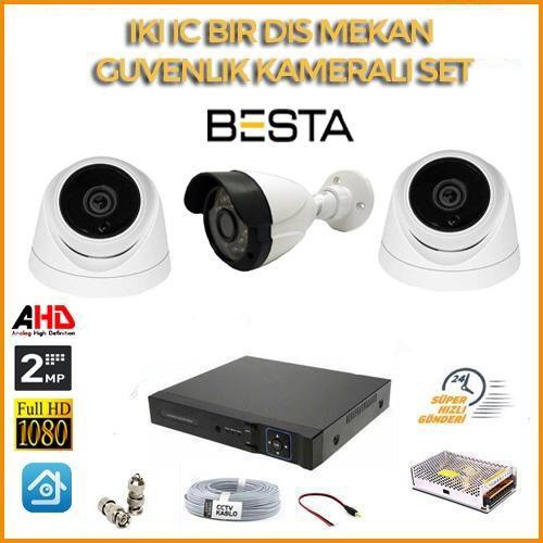 Paket guvenlik kamera sistemleri fiyatlari