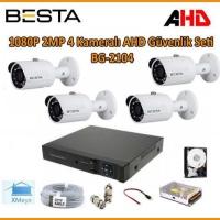 4 Kameralı Sistem