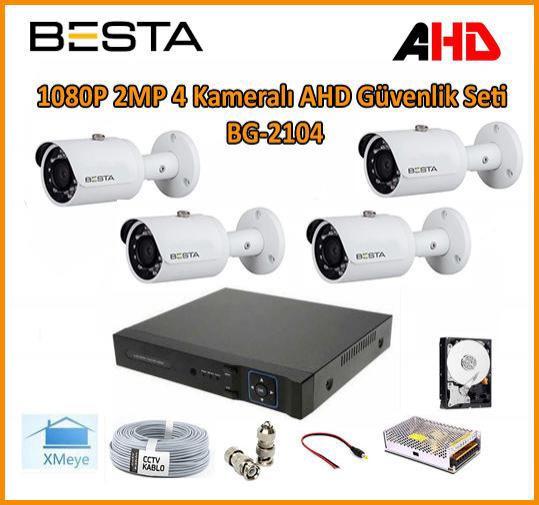 4 Kamerali Sistem