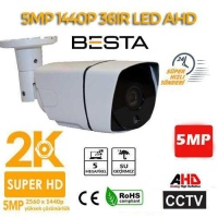 5 Mp Güvenlik Kamerası