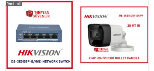 haikon güvenlik kamerası