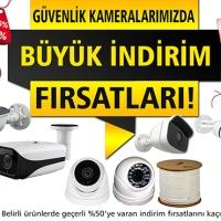 Kampanyalı Kamera Sistemleri