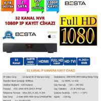 32 Kanal Kayıt Cihazı Fiyatları