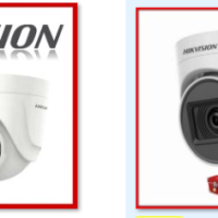 Hikvision Ds-2ce76d0t-Itpf 1080p 2.8mm Mini Ir Dome Kamera